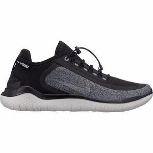 HTF Nike BLACK Free RN SHIELD 9 Worn Once